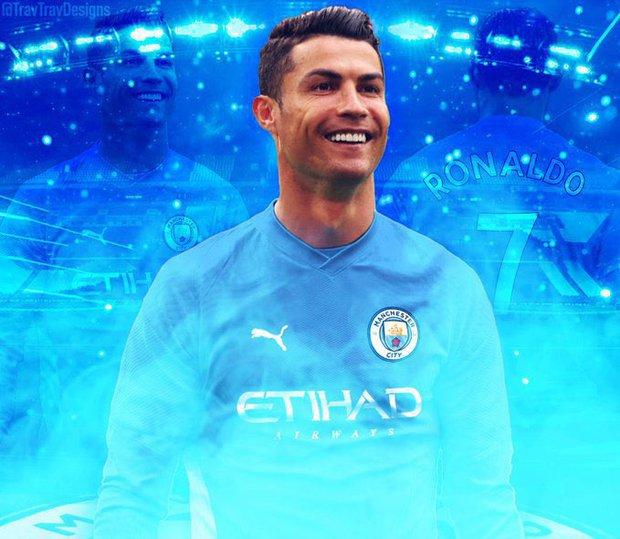 Tin Ronaldo chính thức về Man City là fake news - Ảnh 2.