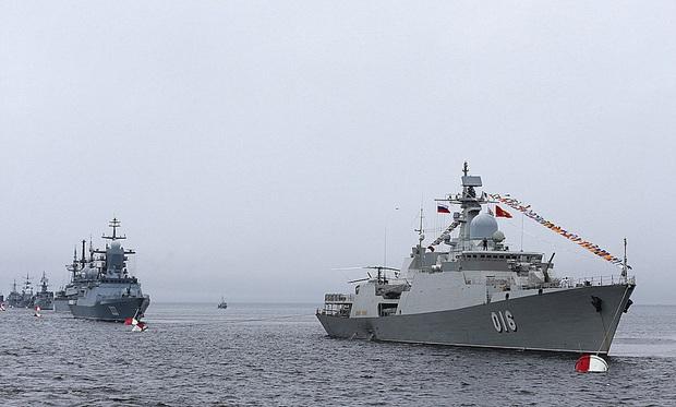 Army Games 2021: Tuyệt vời Hải quân Việt Nam lập kỳ tích, chiến thắng 2 tuyển Nga và Trung Quốc - Ảnh 1.