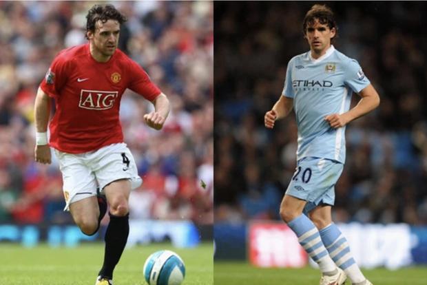 Top 5 ngôi sao từng khoác áo cả MU và kẻ thù Man City: Có người từng nguyền rủa HLV huyền thoại Sir Alex Ferguson - Ảnh 3.