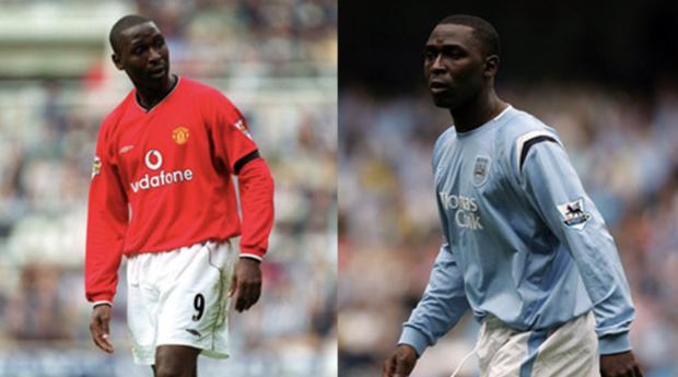Top 5 ngôi sao từng khoác áo cả MU và kẻ thù Man City: Có người từng nguyền rủa HLV huyền thoại Sir Alex Ferguson - Ảnh 4.