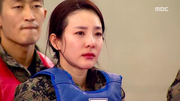 Mặt mộc sao nữ Hàn đi show quân đội: Lisa & ác nữ Penthouse đẹp xuất sắc, gây sốc nhất là người cuối cùng! - Ảnh 11.