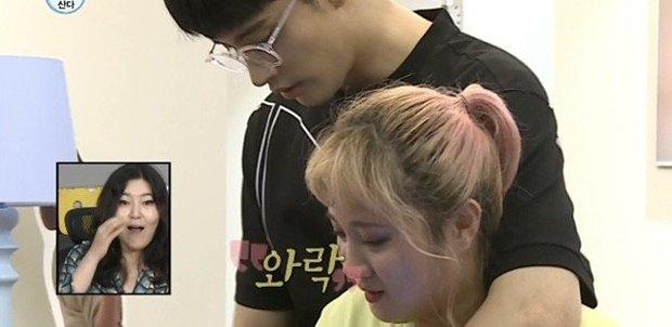 Phốt từ Trung qua Hàn: Tài tử cực phẩm Sung Hoon dính nghi vấn dê già, sàm sỡ sao nữ và khách mời trên sóng truyền hình - Ảnh 5.