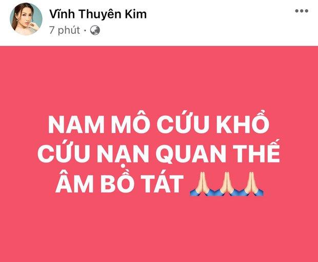 Lệ Quyên, Phương Thanh và cả showbiz đang hướng về Phi Nhung, cầu nguyện cho nữ ca sĩ qua cơn nguy kịch - Ảnh 6.