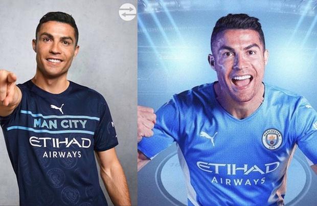 Nóng: Man City thương tình Ronaldo, chấp nhận móc tiền túi giải cứu siêu sao cho không ai dám lấy - Ảnh 1.