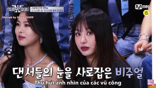 Nữ vũ công của Kai (EXO) bị đối thủ chặt đẹp trên truyền hình: Nếu không xinh đẹp liệu có nổi tiếng? - Ảnh 1.