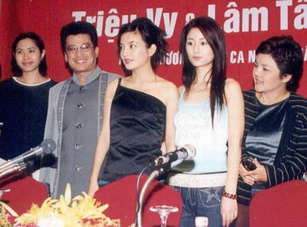 Triệu Vy từng đến Việt Nam 2 lần trong 1 năm: Lần đầu gây hụt hẫng, lần sau gỡ gạc sân khấu huyền thoại với Đan Trường - Ảnh 2.
