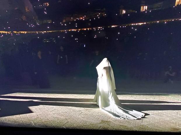 Chuyện như đùa: Rộ ảnh Kanye West và Kim Kardashian làm đám cưới lần 2 chỉ sau 6 tháng ly hôn, chuyện gì đây? - Ảnh 3.