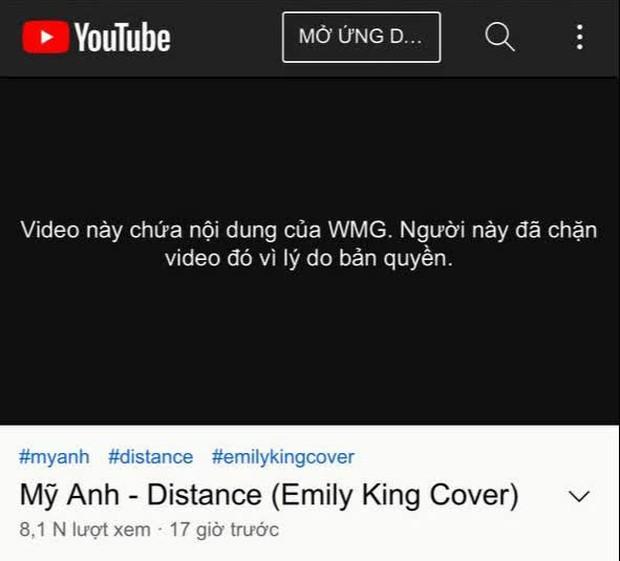 Diva Mỹ Linh chia sẻ bản cover của Mỹ Anh đầy tự hào, nhưng sao lại bị gỡ khỏi YouTube mất rồi? - Ảnh 6.
