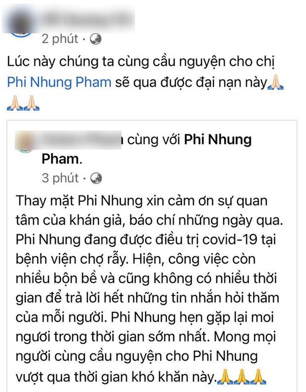 Bệnh tình Phi Nhung chuyển biến nhanh: Phải thở máy, lọc máu và qua đời sau hơn 1 tháng chuyển viện Chợ Rẫy để điều trị - Ảnh 6.