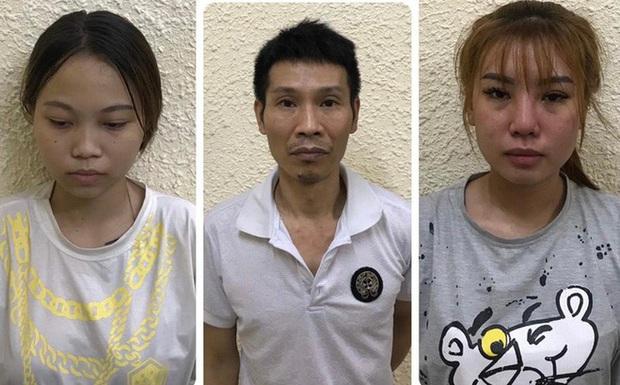 Từ lời khai của 2 cô gái dịch vụ tại chốt Covid-19, lật tẩy ông trùm cất hơn 8kg ma túy trong nhà - Ảnh 1.