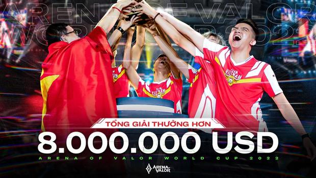 HOT: Liên Quân Mobile liên thủ cùng Vương Giả Vinh Diệu ra mắt giải đấu khủng nhất từ trước đến nay, tổng giá trị tiền thưởng lên đến 186 tỷ đồng - Ảnh 1.