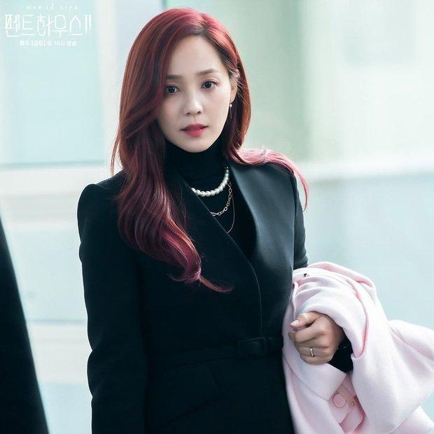 Sững sờ với ảnh hồi trẻ của Yoon Hee (Penthouse): Cố tổ visual một thời, đã đẹp xuất sắc còn đóng phim hay - Ảnh 2.