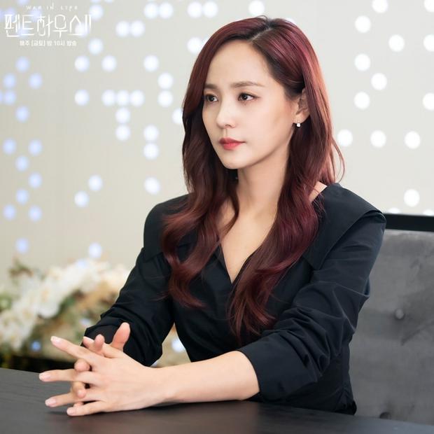 Sững sờ với ảnh hồi trẻ của Yoon Hee (Penthouse): Cố tổ visual một thời, đã đẹp xuất sắc còn đóng phim hay - Ảnh 3.