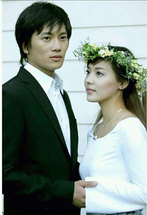 Sững sờ với ảnh hồi trẻ của Yoon Hee (Penthouse): Cố tổ visual một thời, đã đẹp xuất sắc còn đóng phim hay - Ảnh 7.