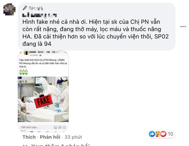 Xuất hiện ảnh Phi Nhung trên giường bệnh, quản lý lập tức lên tiếng và cập nhật luôn tình hình đáng lo hiện tại - Ảnh 2.