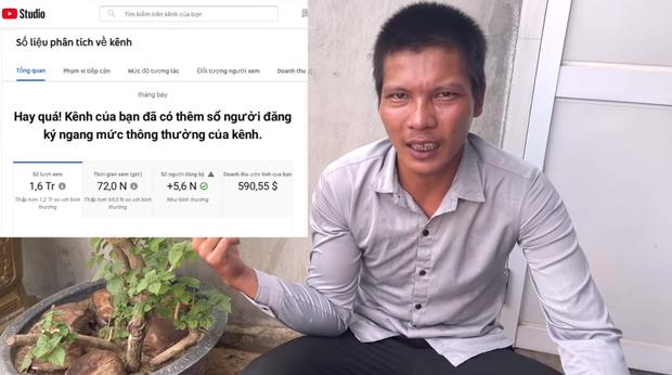 Lộc Fuho công khai thu nhập sau tin đồn kiếm 400 triệu/ tháng, con số thực sự bất ngờ!  - Ảnh 3.