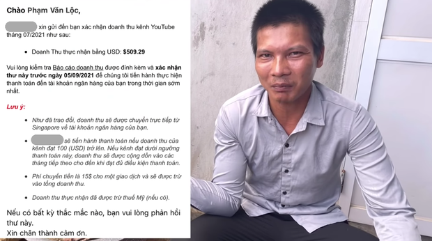 Lộc Fuho công khai thu nhập sau tin đồn kiếm 400 triệu/ tháng, con số thực sự bất ngờ!  - Ảnh 4.