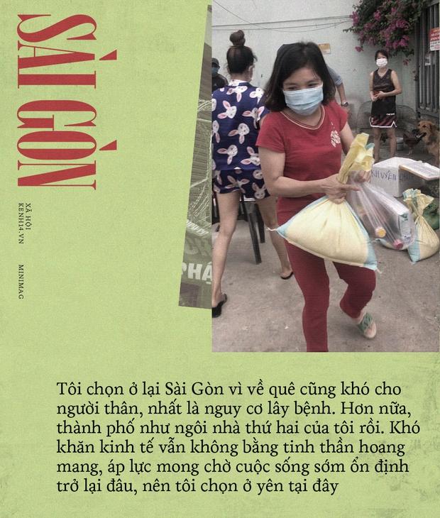 """Càng siết giãn cách, Sài Gòn càng siết tay nhau: """"Mình xem đâu là nhà thì sẽ có cách biến hóa để tồn tại"""" - Ảnh 3."""