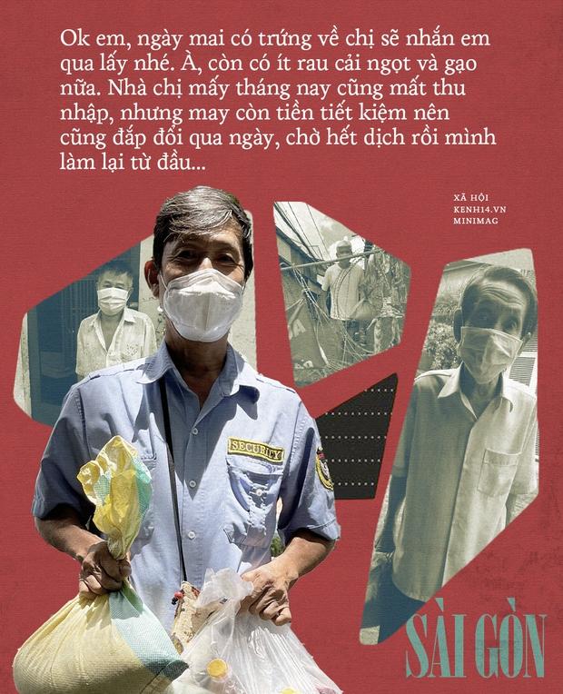 """Càng siết giãn cách, Sài Gòn càng siết tay nhau: """"Mình xem đâu là nhà thì sẽ có cách biến hóa để tồn tại"""" - Ảnh 8."""