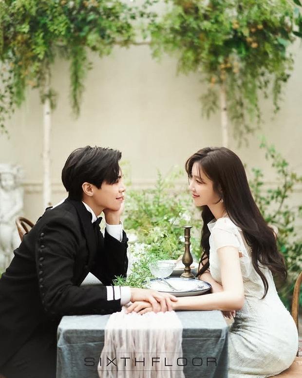 Dàn sao chụp ảnh cưới Penthouse 3 mùa cũng gây bão: Lee Ji Ah - Logan và cặp của Eugene đẹp xỉu, đỉnh nhất body Kim So Yeon - Ảnh 15.
