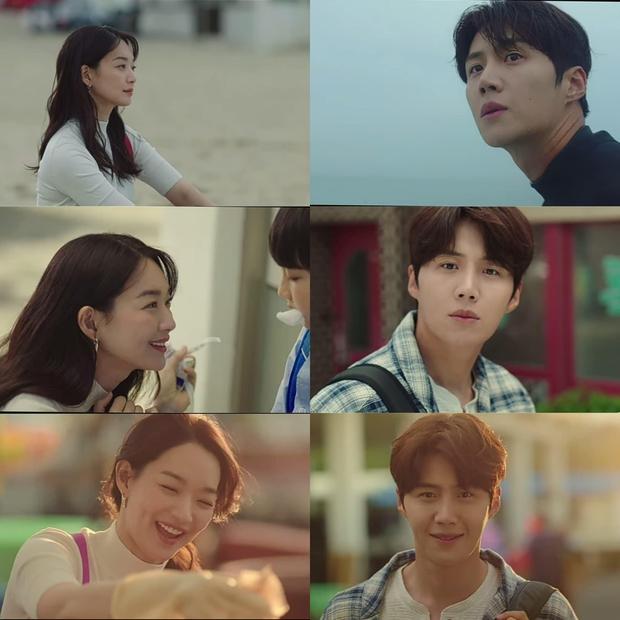 Phim của cặp đôi má lúm Kim Seon Ho - Shin Min Ah vừa lên sóng đã lọt top 10 phim có rating khởi đầu cao nhất đài cáp - Ảnh 5.