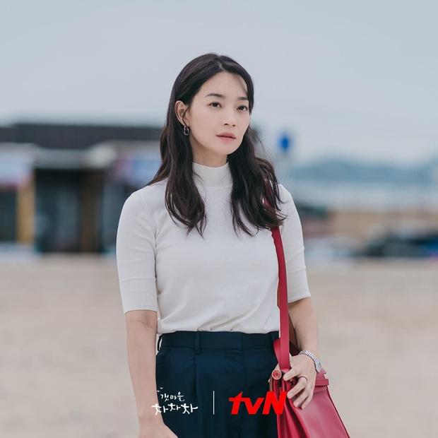 Phim của cặp đôi má lúm Kim Seon Ho - Shin Min Ah vừa lên sóng đã lọt top 10 phim có rating khởi đầu cao nhất đài cáp - Ảnh 3.