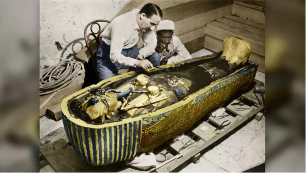 """""""Lời nguyền xác ướp"""" của người Ai Cập cổ đại là có thật? - Ảnh 2."""