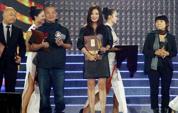 Triệu Vy bị thu hồi loạt giải thưởng và tước danh hiệu Đại Hoa đán, chính thức bị đào thải khỏi làng giải trí Hoa ngữ - Ảnh 4.