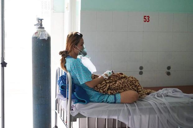Bên trong bệnh viện điều trị nhiều sản phụ mắc Covid-19 nhất TP.HCM - Ảnh 5.
