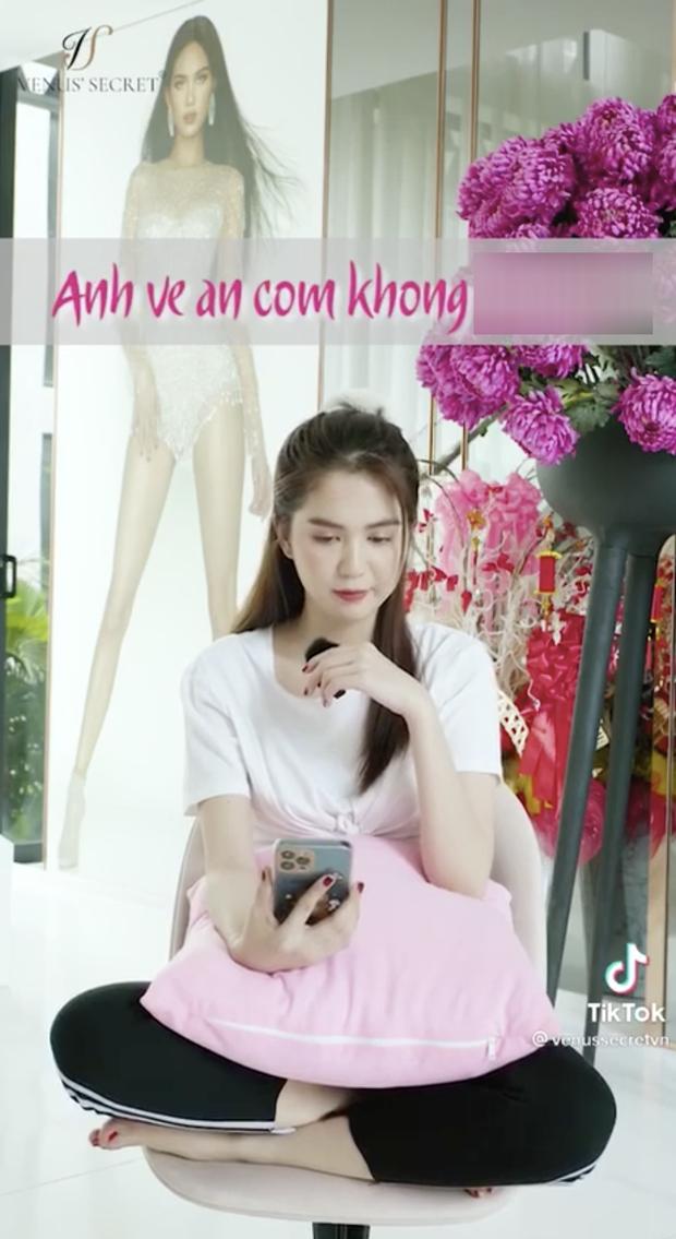 Sau Châu Bùi, Ngọc Trinh gây tranh cãi vì bị đào lại clip đọc tiếng Việt không dấu với nội dung dễ hiểu nhầm thành nhạy cảm - Ảnh 2.