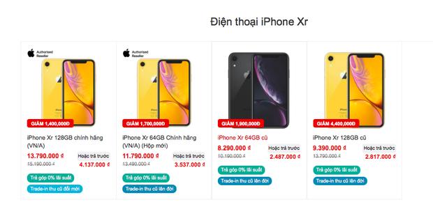 Tạm quên iPhone 12 đi, các dòng iPhone đời cũ đang giảm giá cực mạnh - Ảnh 3.