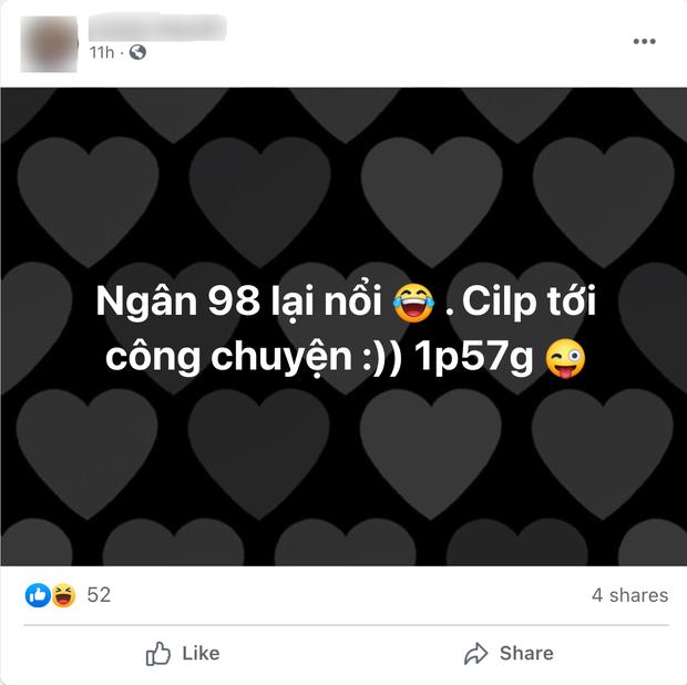 MXH náo loạn vì loạt bài đăng tung link clip sex nghi là của Lương Bằng Quang và Ngân 98, thực hư ra sao? - Ảnh 2.