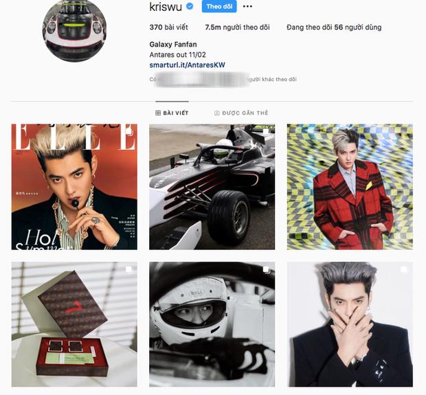 Tài khoản Instagram Ngô Diệc Phàm mất hơn 100K follower dù nhận được hàng loạt lời ủng hộ từ fan, chuyện gì đang xảy ra? - Ảnh 4.