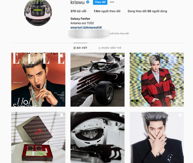 Tài khoản Instagram Ngô Diệc Phàm mất hơn 100K follower dù nhận được hàng loạt lời ủng hộ từ fan, chuyện gì đang xảy ra? - Ảnh 3.