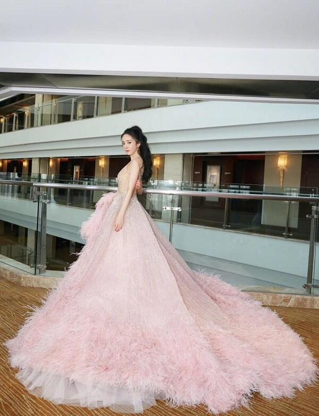 Những nàng công chúa đẹp kinh diễm nhất Cbiz: Angela Baby - Dương Mịch đẹp nghẹt thở, vẫn bị Nhiệt Ba diễm lệ đè bẹp - Ảnh 8.