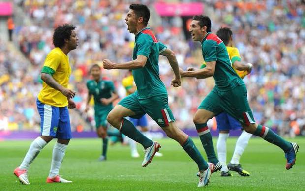 Hủy diệt Mexico trên chấm luân lưu cân não, Brazil vào chung kết Olympic 2020 - Ảnh 20.