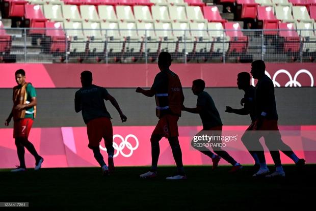 Hủy diệt Mexico trên chấm luân lưu cân não, Brazil vào chung kết Olympic 2020 - Ảnh 16.