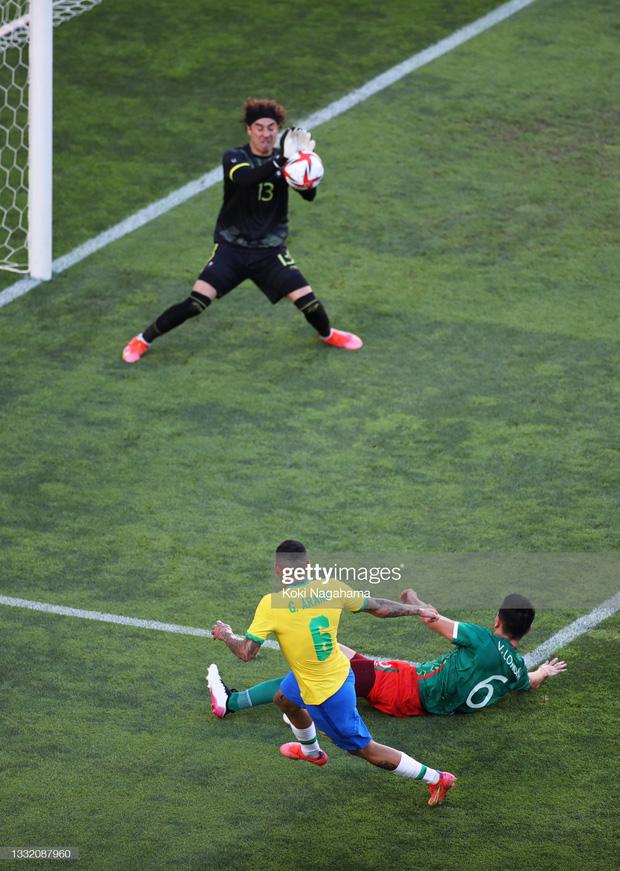 Hủy diệt Mexico trên chấm luân lưu cân não, Brazil vào chung kết Olympic 2020 - Ảnh 13.