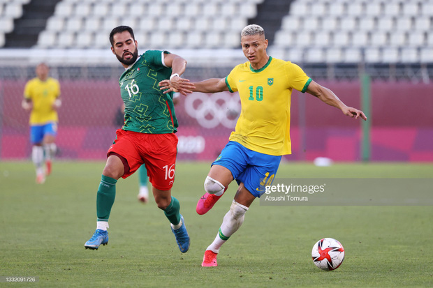 Hủy diệt Mexico trên chấm luân lưu cân não, Brazil vào chung kết Olympic 2020 - Ảnh 9.