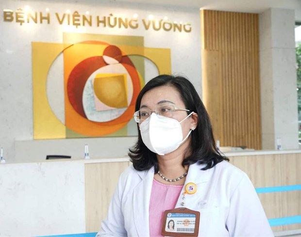 Bên trong bệnh viện điều trị nhiều sản phụ mắc Covid-19 nhất TP.HCM - Ảnh 1.