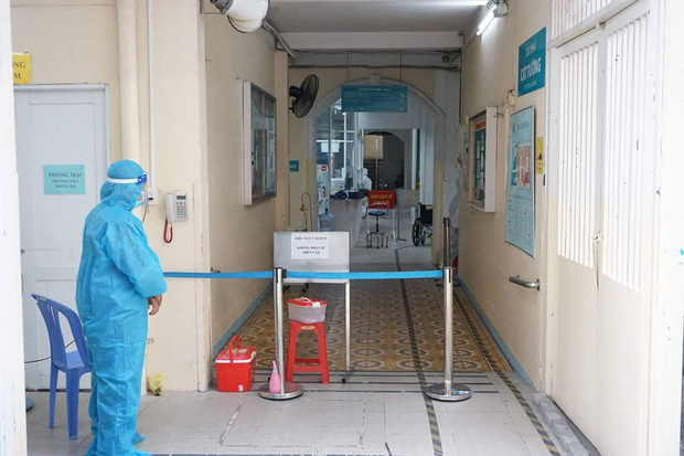 Bên trong bệnh viện điều trị nhiều sản phụ mắc Covid-19 nhất TP.HCM - Ảnh 3.