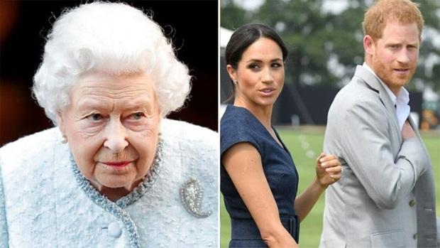 Nữ hoàng Anh ra quyết định mới khiến vợ chồng Meghan ấm ức nhưng không làm gì được - Ảnh 2.