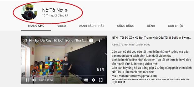 NTN chính thức đạt nút Kim Cương YouTube nhưng sao cư dân mạng chỉ quan tâm đến 1 YouTuber khác thế này? - Ảnh 2.