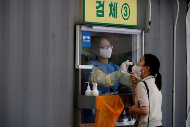 Hàn Quốc ghi nhận ca nhiễm biến chủng Delta Plus đầu tiên - Ảnh 1.