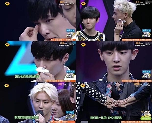 EXO nằm không cũng dính đạn: 4 tập gameshow tại Trung Quốc bị xóa sạch vì scandal của Ngô Diệc Phàm - Ảnh 5.