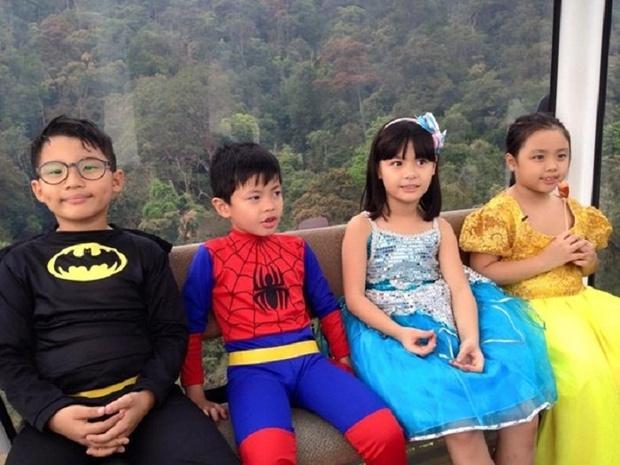 4 sao nhí Bố Ơi Mình Đi Đâu Thế? sau 7 năm: Trần Bờm, Tê Giác trổ mã, Phan Bo, Suti ra dáng thiếu nữ - Ảnh 1.