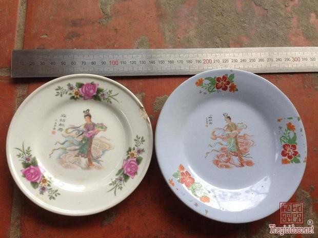 Tiên nữ bê đĩa đào là ai? Truyền thuyết gắn liền với chiếc đĩa sứ cô tiên nhà nào cũng có - Ảnh 3.