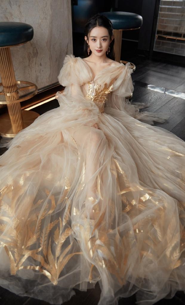 Những nàng công chúa đẹp kinh diễm nhất Cbiz: Angela Baby - Dương Mịch đẹp nghẹt thở, vẫn bị Nhiệt Ba diễm lệ đè bẹp - Ảnh 22.