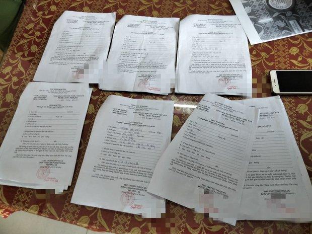 Mang giấy đi đường khống của công ty về phát cho hàng xóm, tài xế và giám đốc bị phạt 22,5 triệu đồng - Ảnh 1.