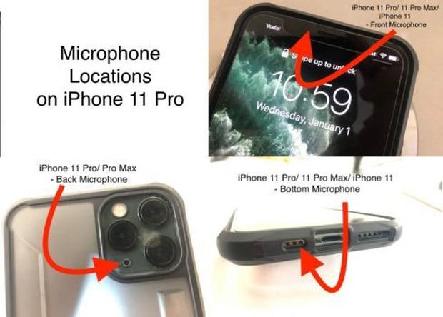 Ngày nào cũng dùng iPhone, nhưng rất ít người biết tác dụng của chấm tròn bí ẩn này! - Ảnh 2.